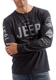 Jeep Sleeves Tee