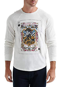 Captain Card Thermal Tee