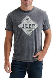 Jeep Diamond Tee