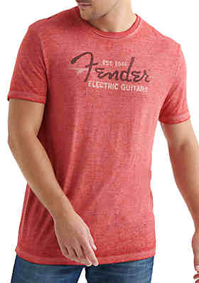 6c89c1dcee60 Lucky Brand Fender Wave Graphic Tee ...