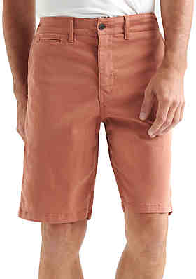 7511b44462 Lucky Brand Outlet Flat Front Shorts ...