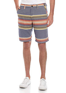 Lucky Brand Outlet Flat Front Shorts