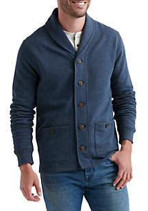 Heather Shawl Collar Cardigan