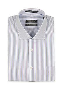 Twill Multi Stripe Shirt