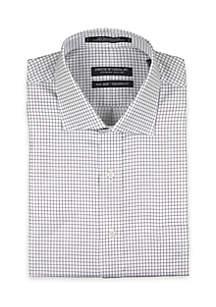 Twill Check Long Sleeve Shirt