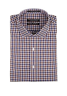 Forsyth of Canada Long Sleeve Oxford Check Shirt
