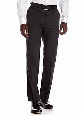 Slim Fit Black Neat Suit Separate Pants
