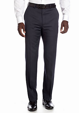 Slim Fit Navy Mini Stripe Suit Separate Pants