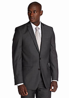 Slim Fit Twill Suit Separate Jacket