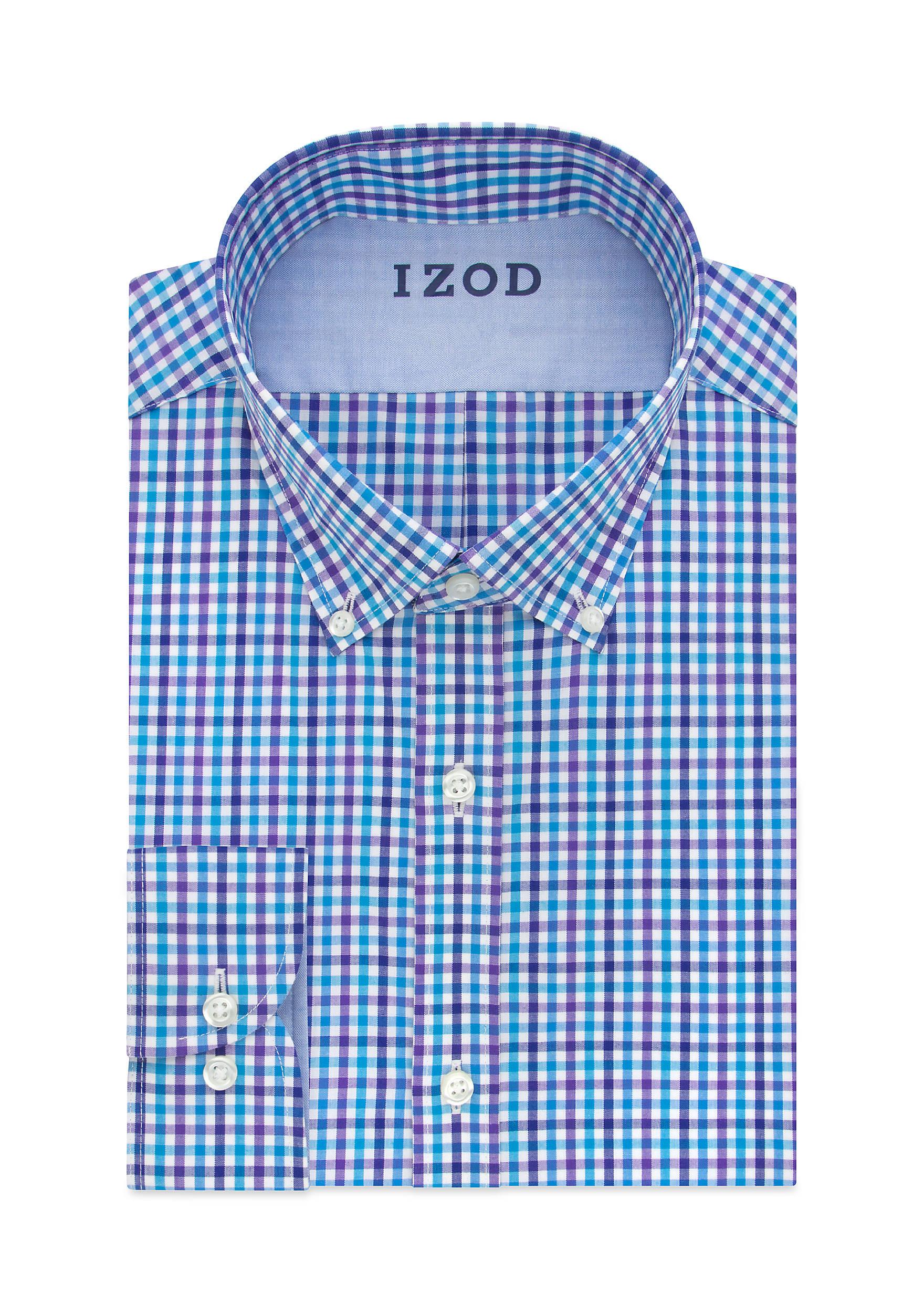 Izod Performx Slim Fit Dress Shirt Belk
