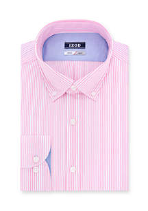 Slim Fit All Over Stretch Dress Shirt