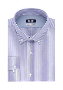 Allover Stretch Slim Fit Dress Shirt