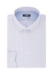 All Over Stretch Slim Fit Dress Shirt