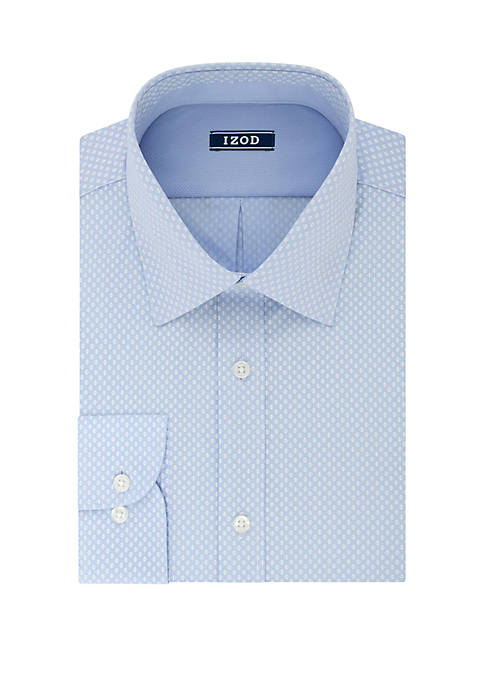 IZOD Advantage Performance Slim Fit Dress Shirt