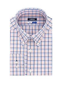Regular Fit Stretch Dress Shirt