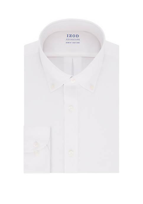 Advantage Performance Slim Fit Dress Shirt
