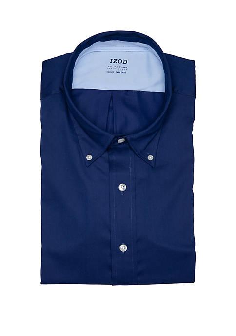 IZOD Big & Tall Long Sleeve CoolFX Fashion