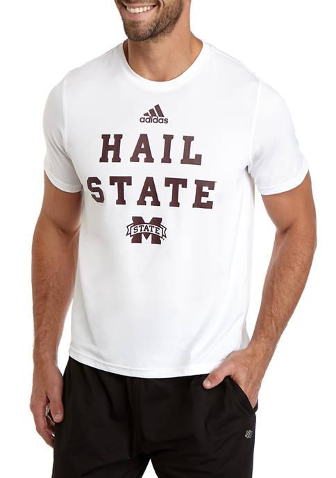 adidas NCAA Mississippi State Bulldogs T-Shirt