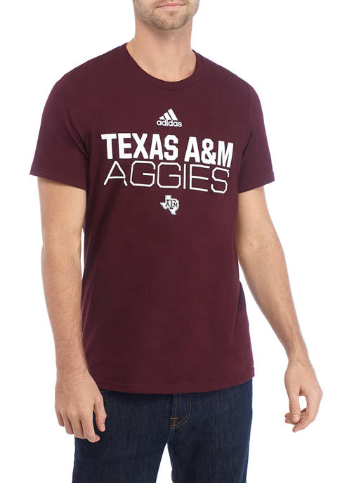 adidas NCAA Texas A&M Aggies T-Shirt
