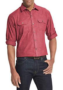 Van Heusen Long Sleeve Air Soft Classic Fit Shirt