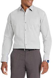 Long Sleeve Stripe Button-Down Shirt
