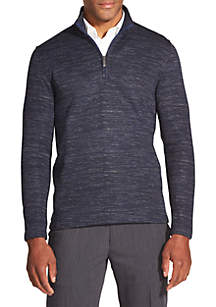 Never Tuck Fleece 1/4 Zip Sweater