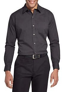 Big & Tall Traveler Performance Stretch Non-Iron Shirt