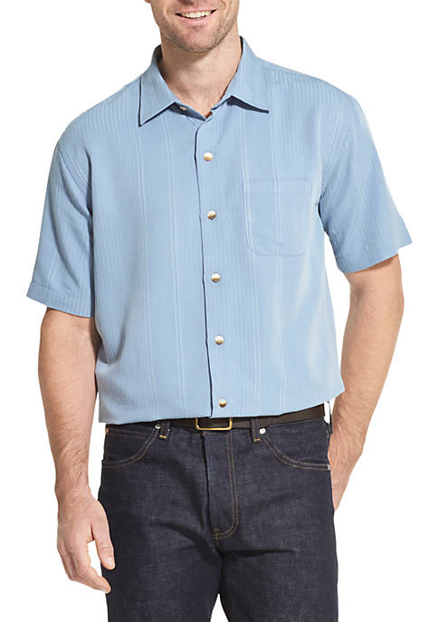 Big & Tall Air Non Iron Short Sleeve Shirt