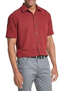 Van Heusen Big & Tall Air Non Iron Short Sleeve Shirt