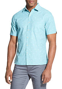 Van Heusen Big & Tall Never Tuck Slim Fit Shirt