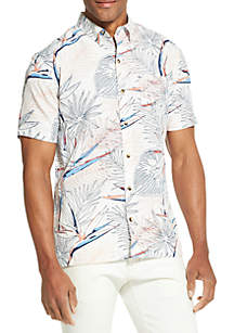 7a0aaca11ad58 Van Heusen Solid Tie · Van Heusen Big   Tall Air Printed Non Iron Short  Sleeve Shirt