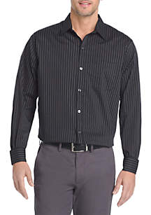 Big & Tall Perfect Stretch Traveler Non-Iron Button Down Shirt