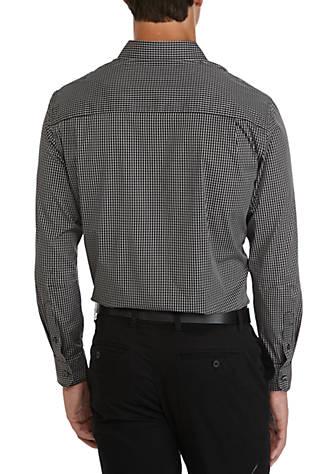 ... Van Heusen Big   Tall Long Sleeve Traveler Woven Shirt 194172d63d42