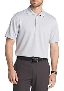 Big & Tall Short Sleeve Birdseye Polo