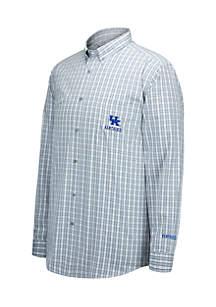 Kentucky Wildcats Long Sleeve Button Down