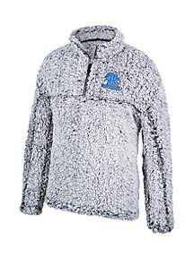 Kentucky Wildcats Sherpa Pullover Jacket