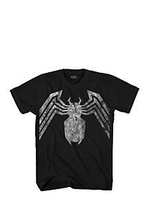 Venom Spider Logo Tee