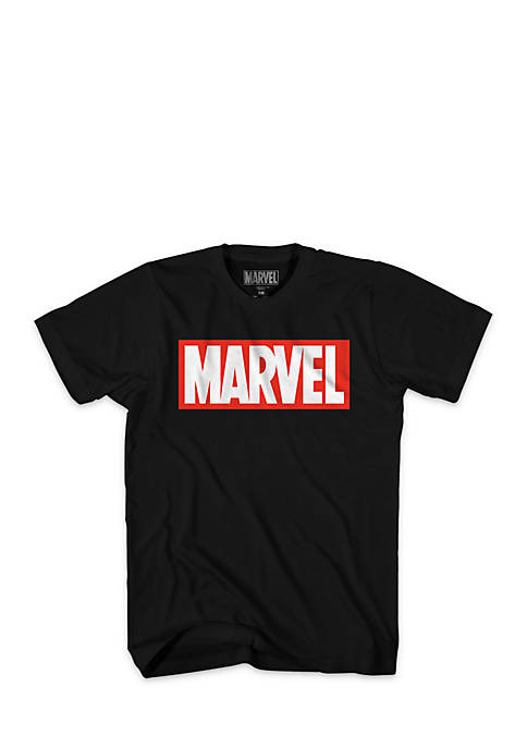 Mad Engine Marvel Logo T Shirt