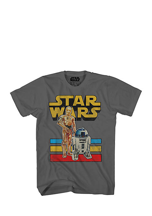 Mad Engine Star Wars Artoo Seethree Tee