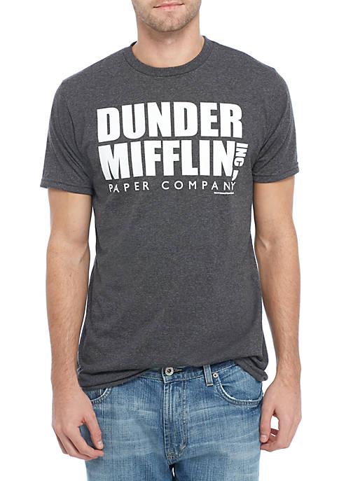New World Sales Dunder Mifflin Paper Co. Short