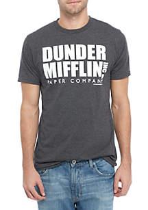 Dunder Mifflin Paper Co. Short Sleeve Tee