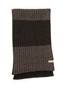 Perry Ellis® Birdseye Knit Scarf