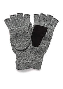 Soft Shell Gloves with Cuffs
