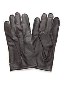 3 Point Leather Glove