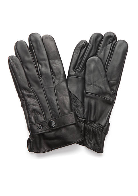 Saddlebred® Leather Pieces Glove