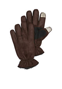 Saddlebred® Microsuede with Touch Tech Gloves