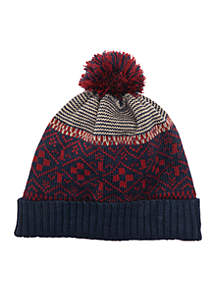 Fairisle Hat
