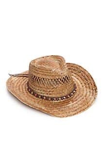 Tea Stain Hat