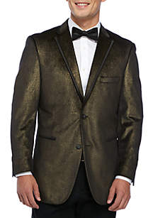 Gold Occasion Coat