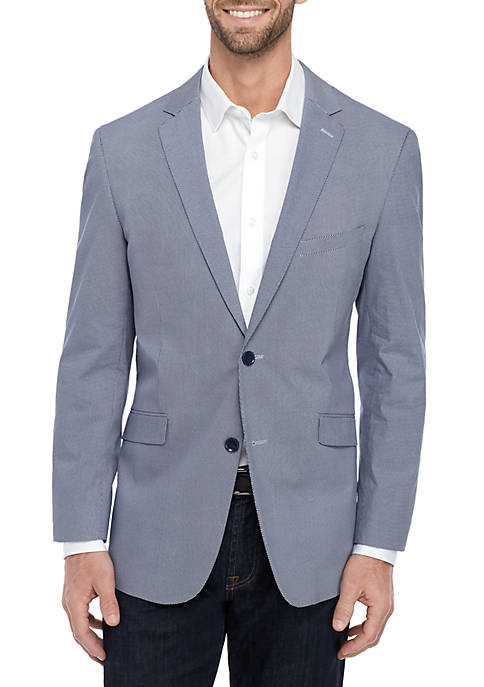 Madison Dot Stretch Sportcoat